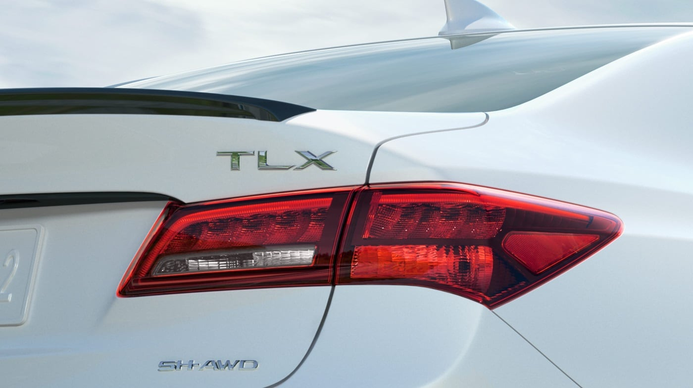 2019 Acura TLX Safety