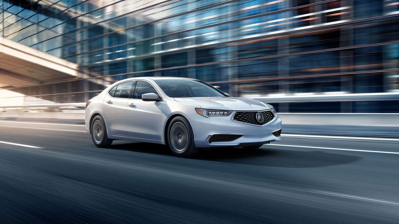 2019 Acura TLX Performance