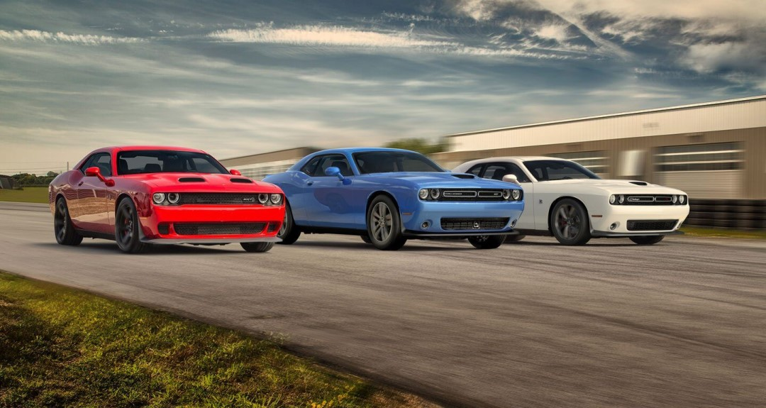 Why The Dodge Challenger?