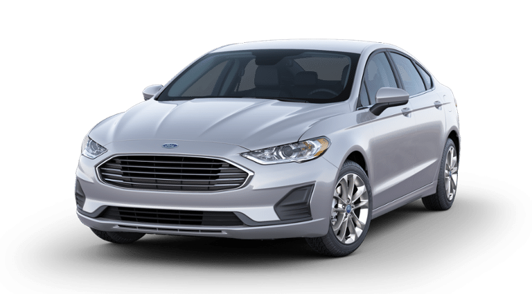 New 2019 Ford Fusion HEV