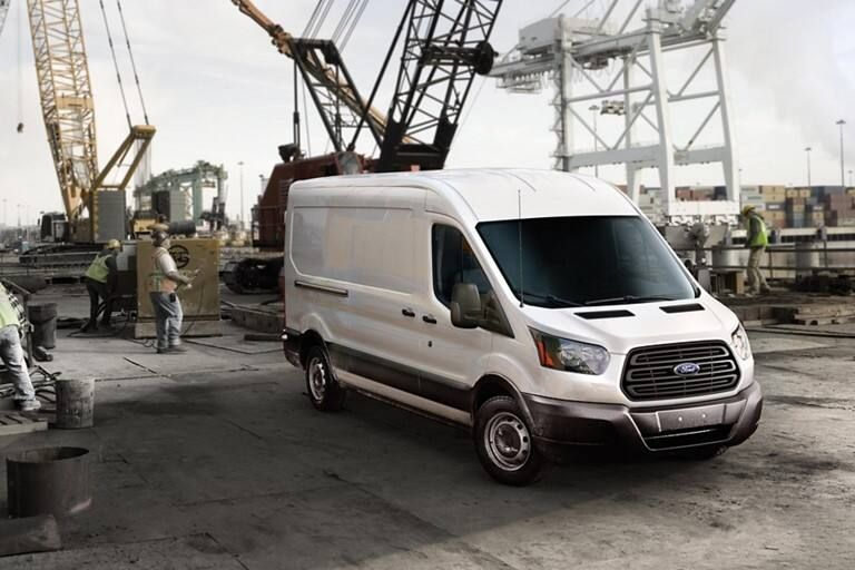 Cargo Vans Inventory at Heritage Ford