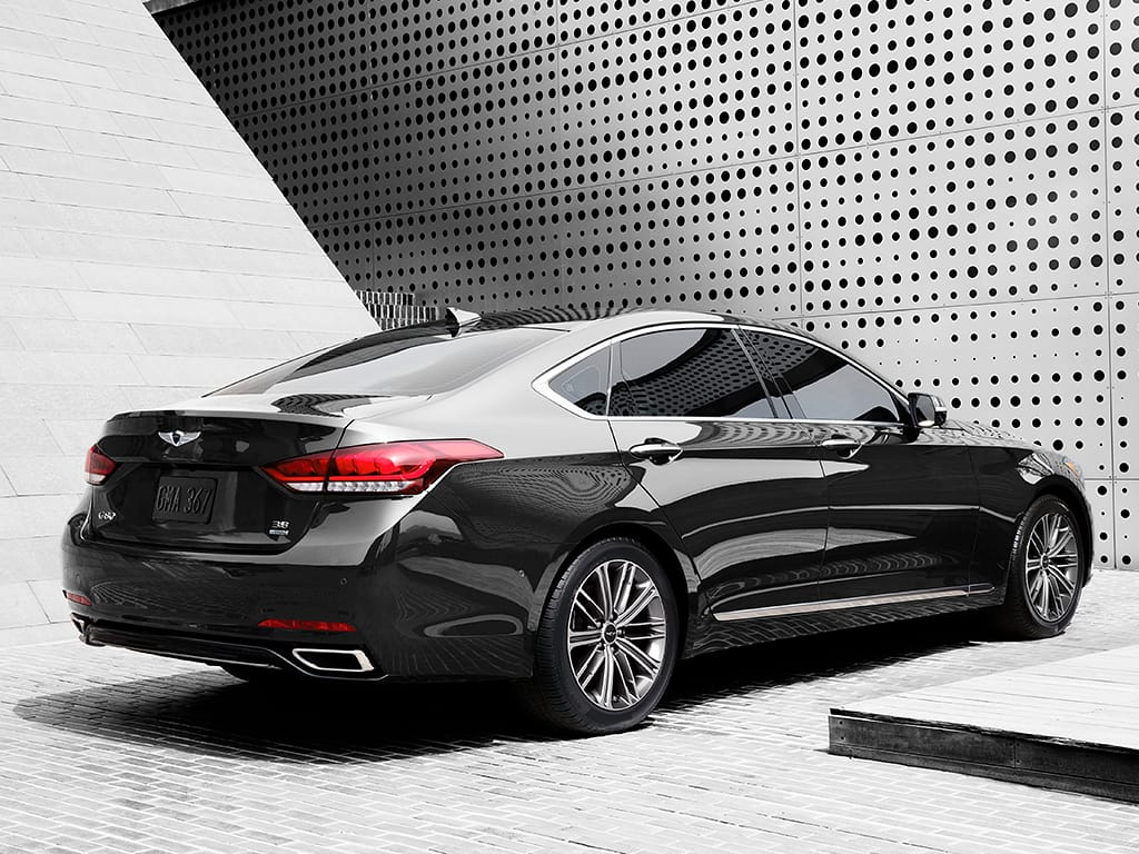 Genesis G80 at Headquarter Genesis near Deltona, FL