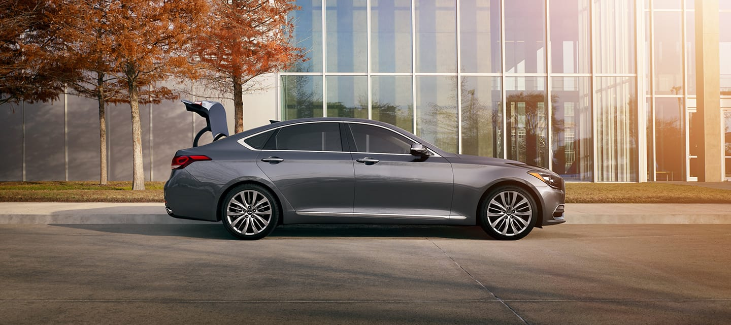 Get your new Genesis G80 financed through Headquarter Genesis Financing Department near Deltona, FL