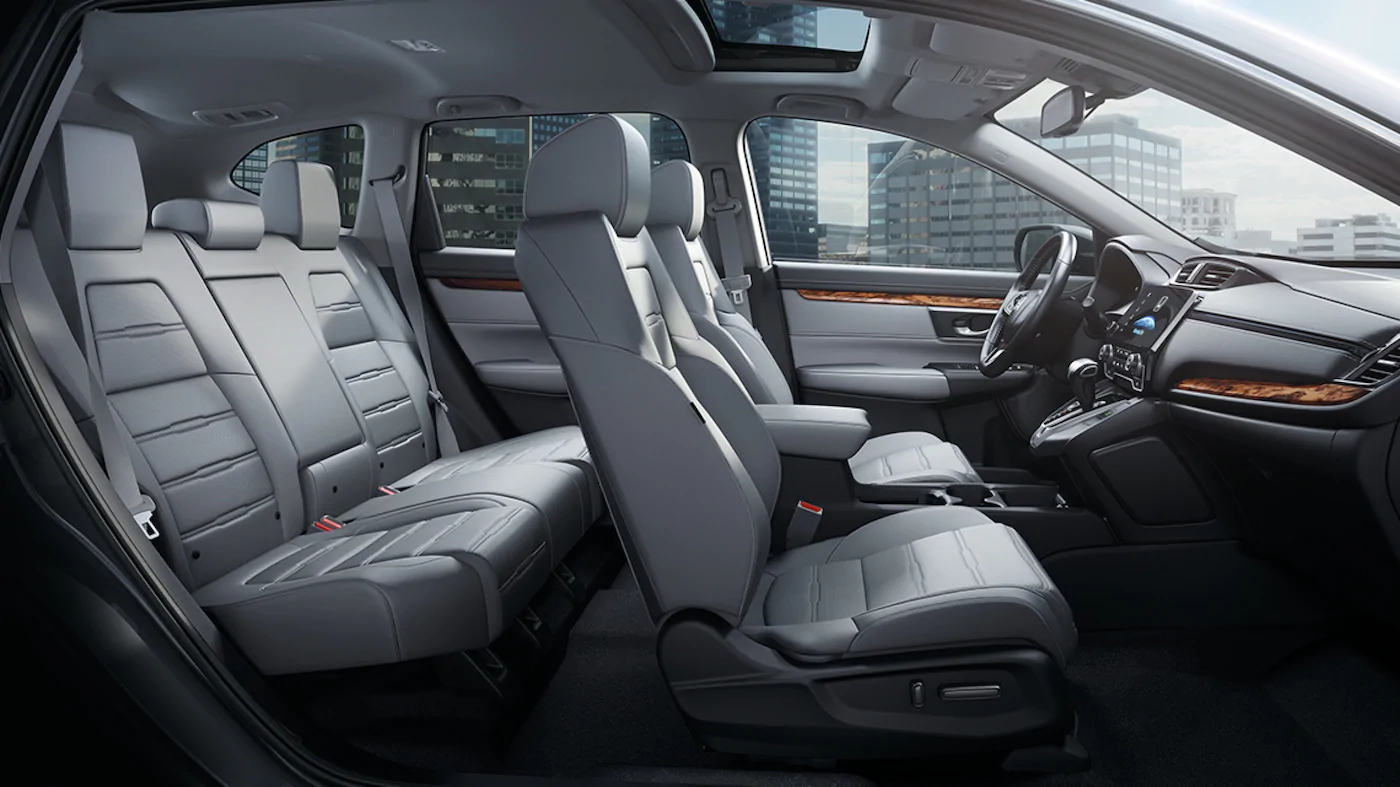 2019 Honda CR-V Touring Interior