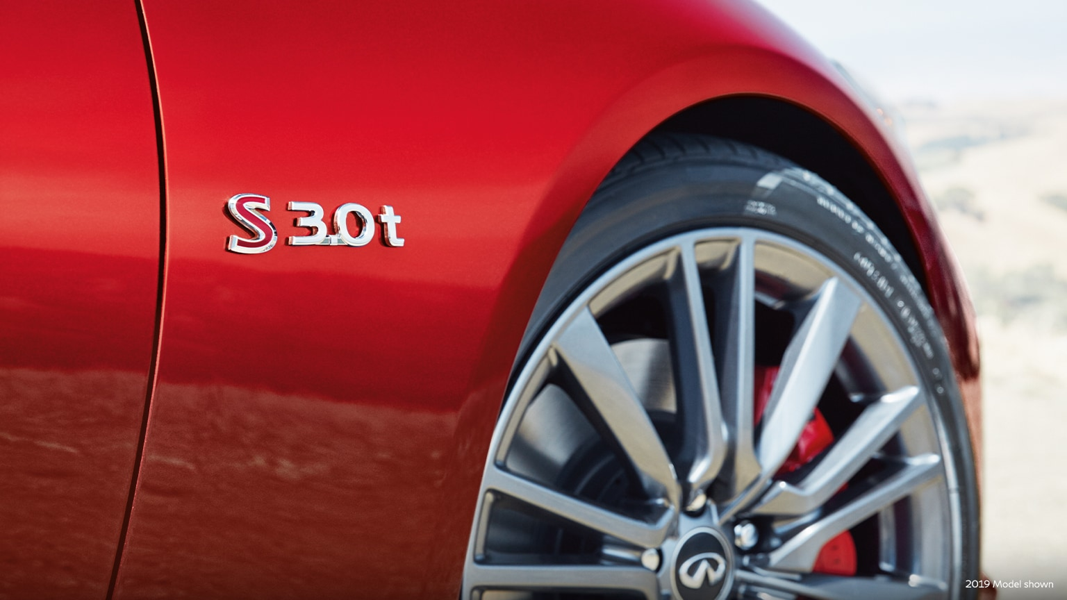 2020 INFINITI Q50 Engine Options