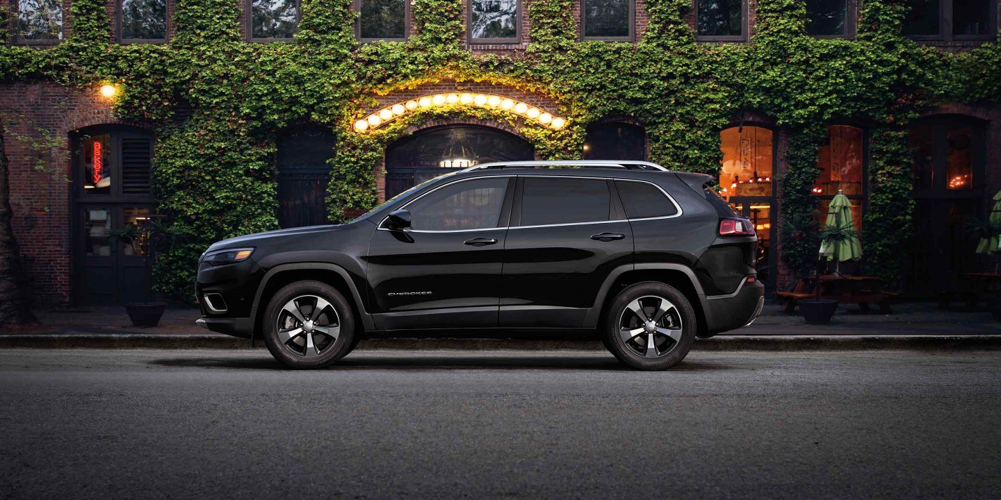 2020 Jeep Cherokee for sale near Chicago, IL