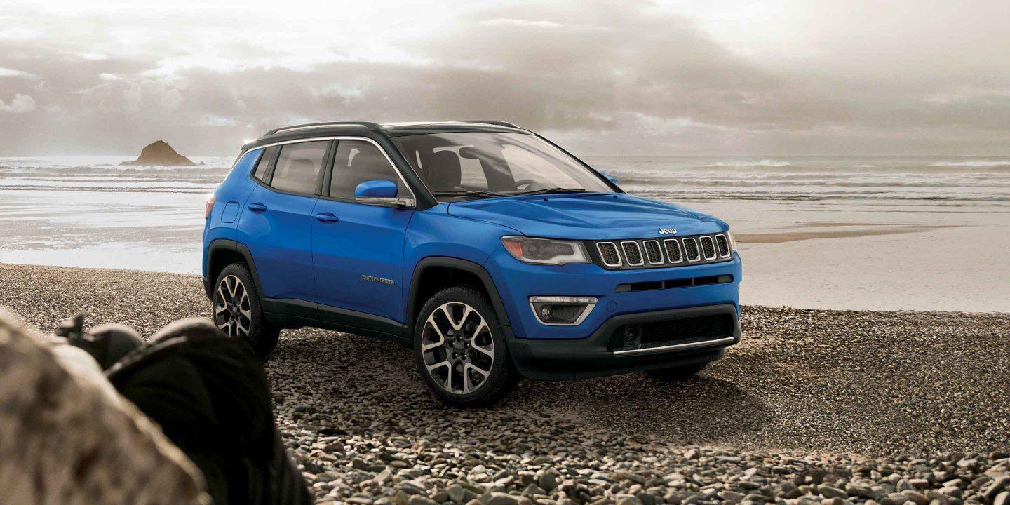 2019 Jeep Compass near Tinley Park, IL