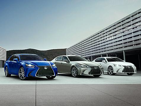 2019 LEXUS GS 350 Performance