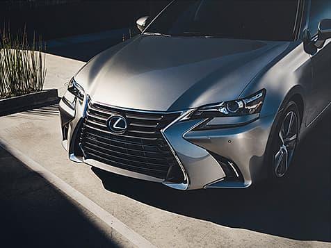 2019 Lexus GS-350 Exterior