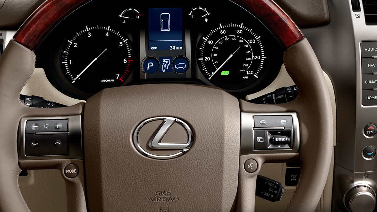 2019 Lexus GX 460 Technology