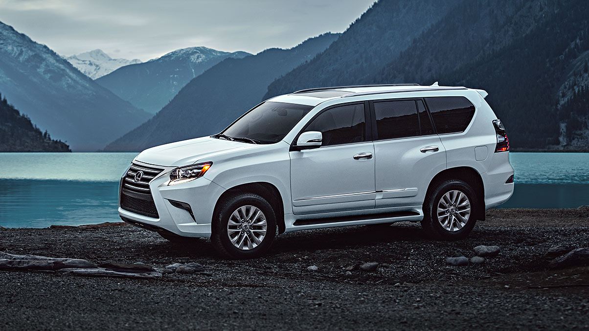 2019 Lexus GX 460 Safety