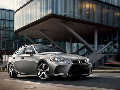 2019 Lexus IS-300 Exterior