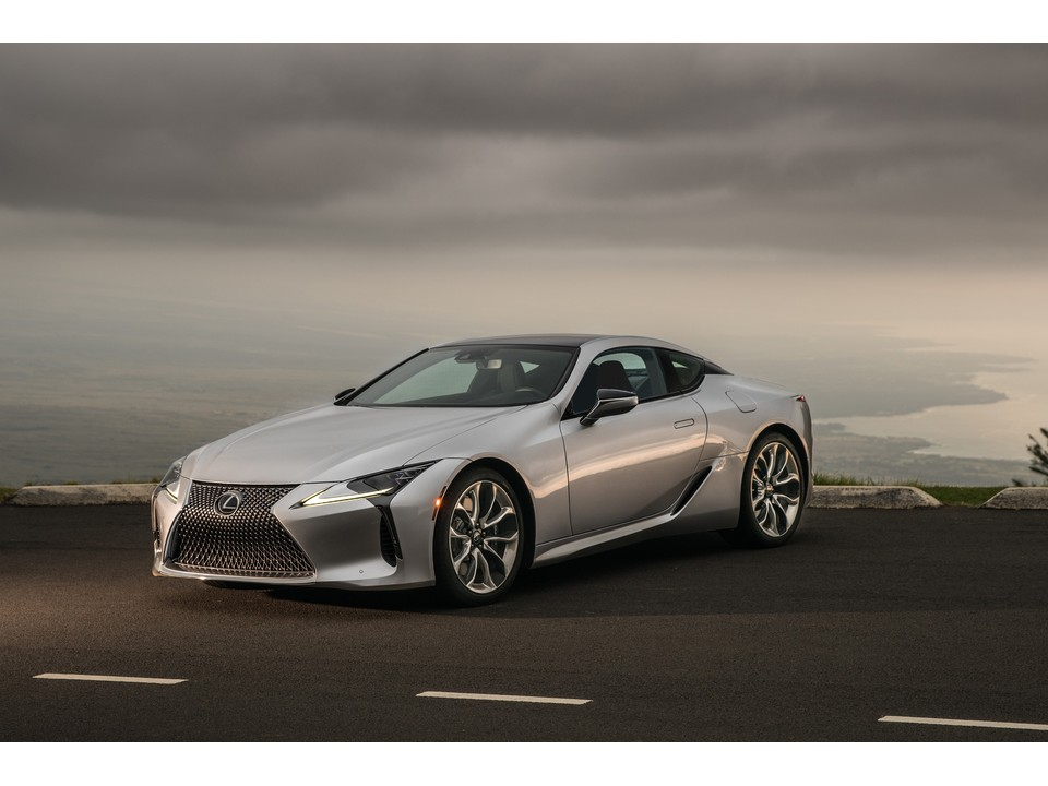 2019 Lexus LC 500 Performance