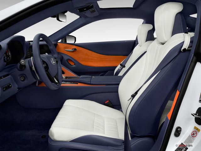 2019 Lexus LC 500 Interior