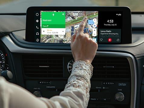 2019 Honda RX-350 Interior