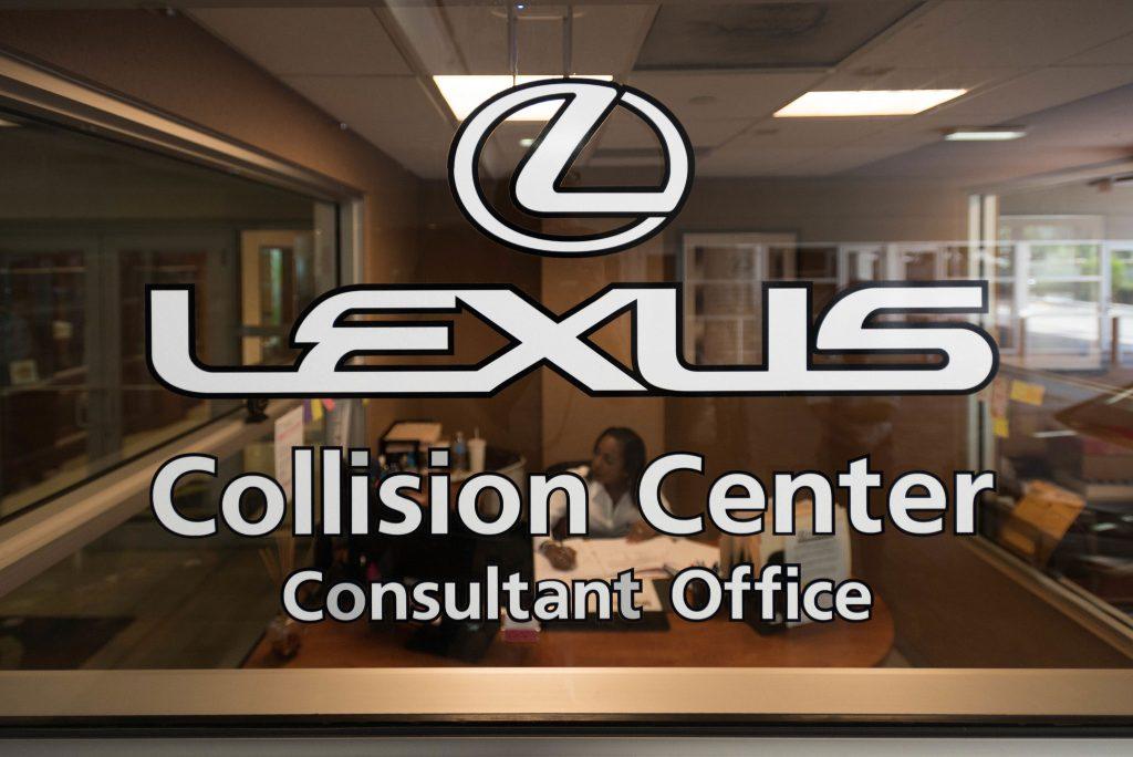 Lexus Collision Services