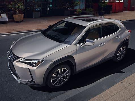 2019 Lexus UX 200 Exterior