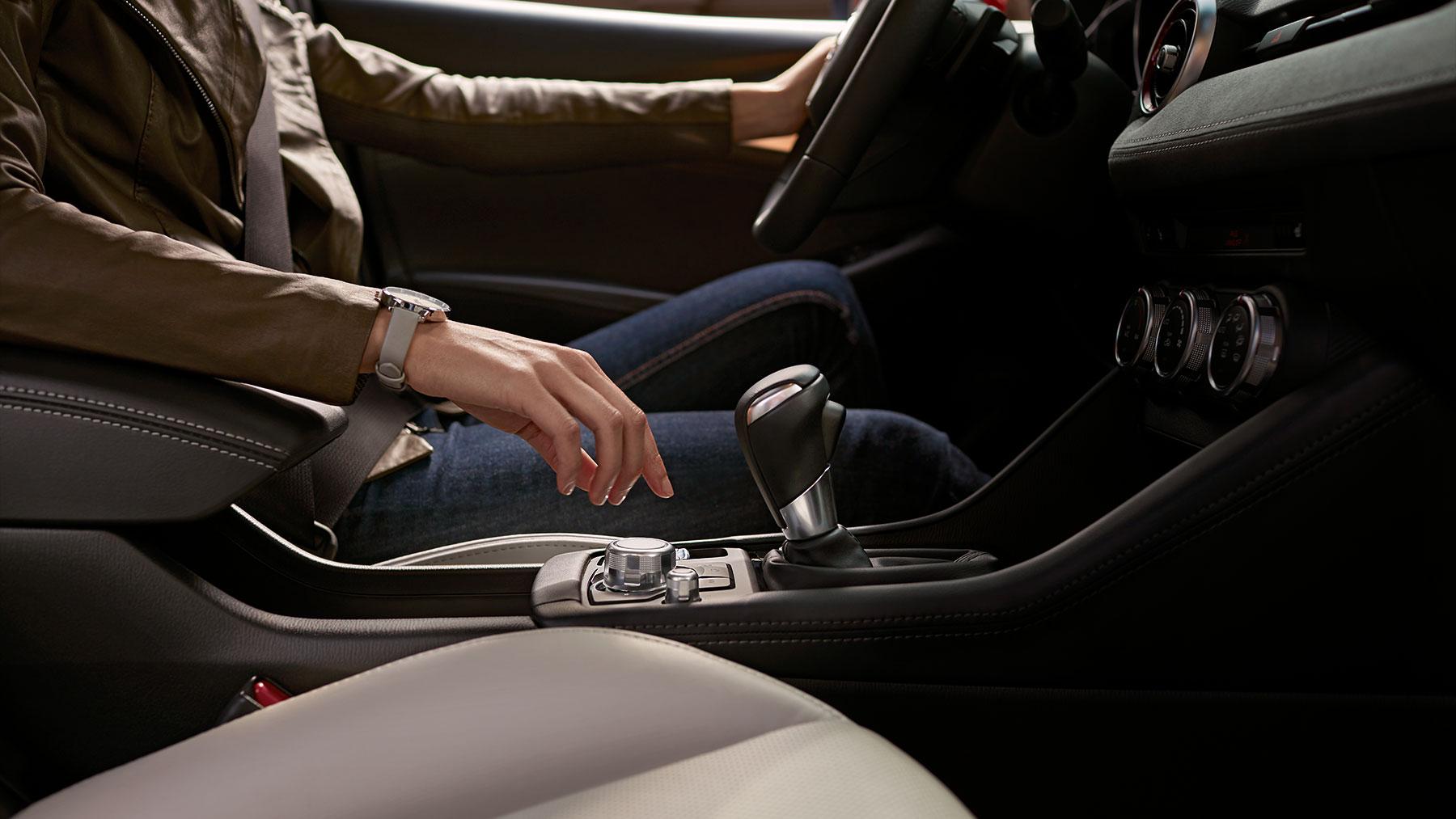 2020 Mazda CX-3 Technology
