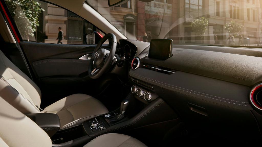 2020 Mazda CX-3 Safety