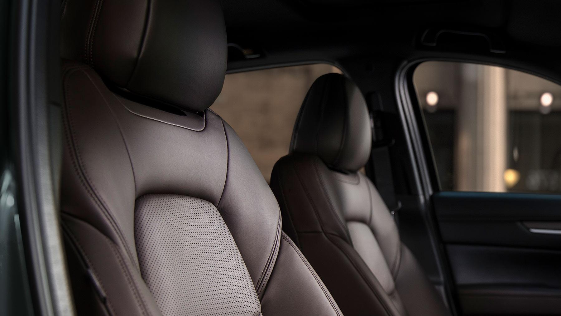 2020 Mazda New Safety