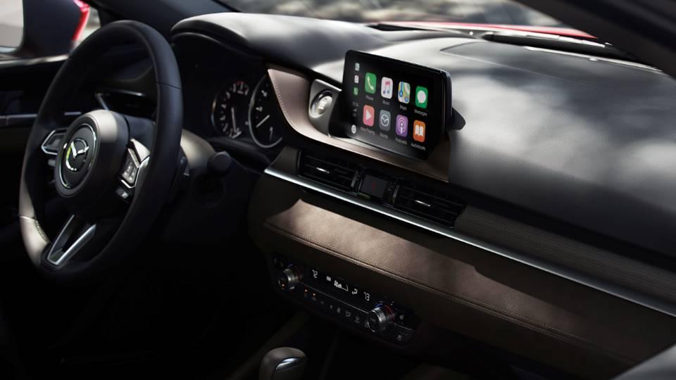 2020 Mazda New Interior