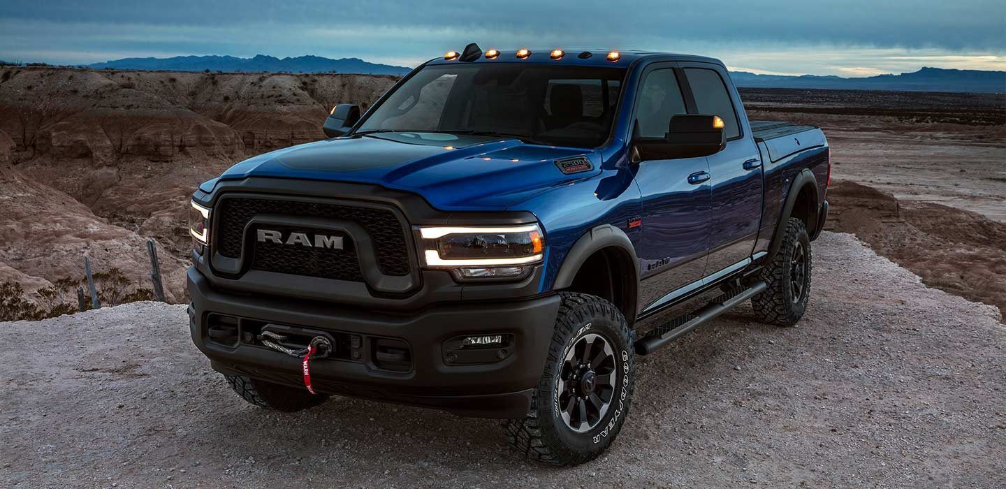The 2019 Ram 2500 for sale at Larry Roesch CDJR in Elmhurst, IL
