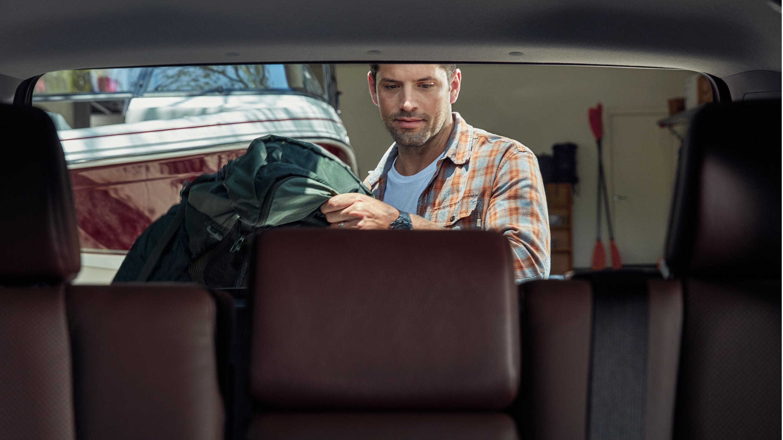 2019 Toyota 4Runner Interior in Jacksonville, FL