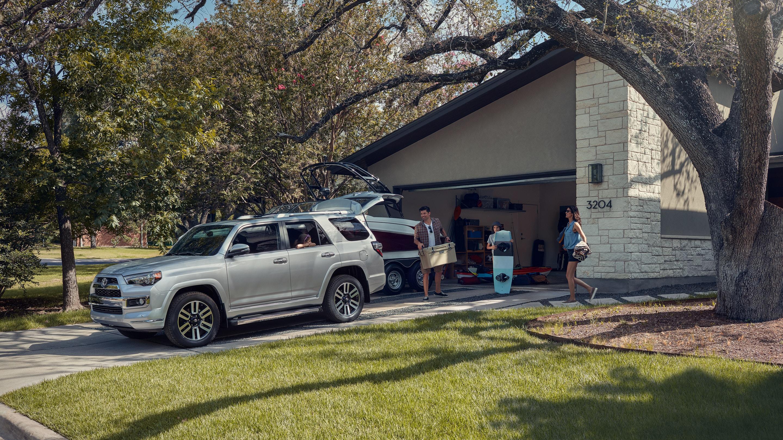 2019 Toyota 4Runner Exterior in Jacksonville, FL