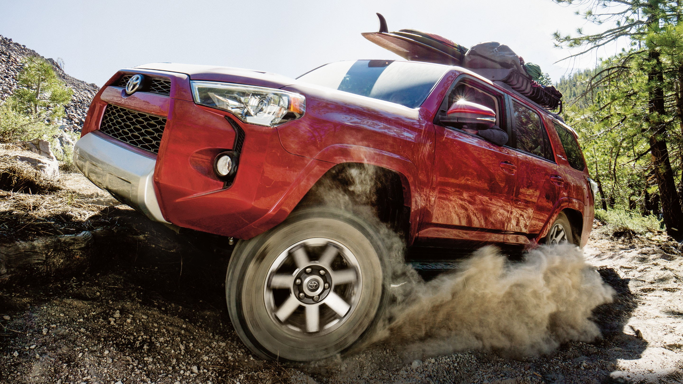 2019 Toyota 4Runner Performance in Jacksonville, FL