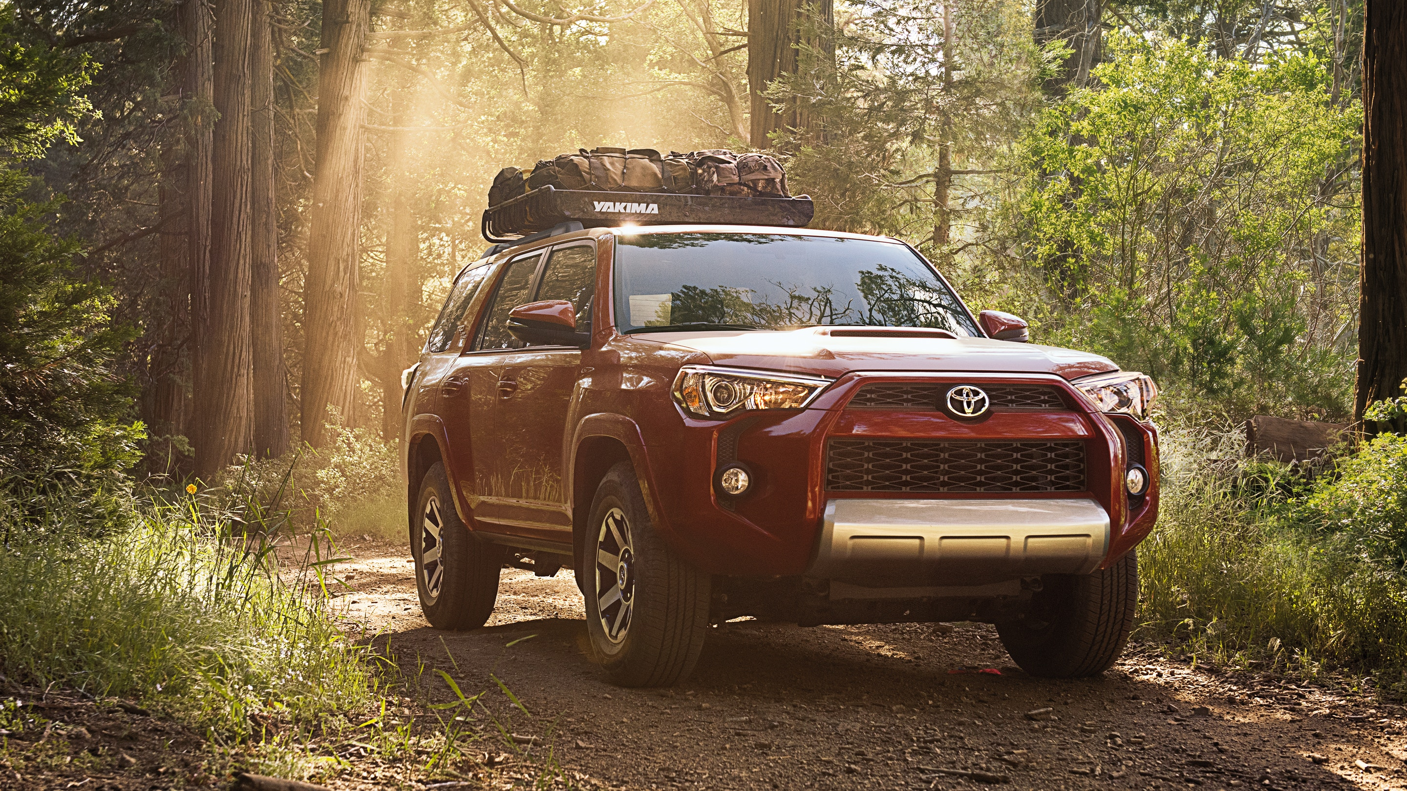 2019 Toyota 4Runner vs 2019 Toyota Highlander in Jacksonville, FL