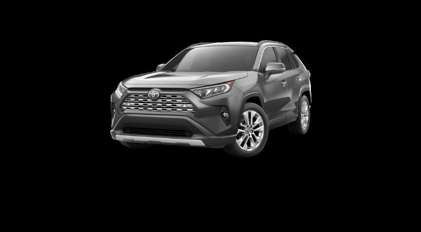 2019 Toyota RAV4 Limited in Jacksonville, FL