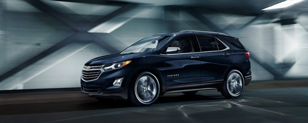 What is the MPG of the 2020 Chevrolet Equinox?