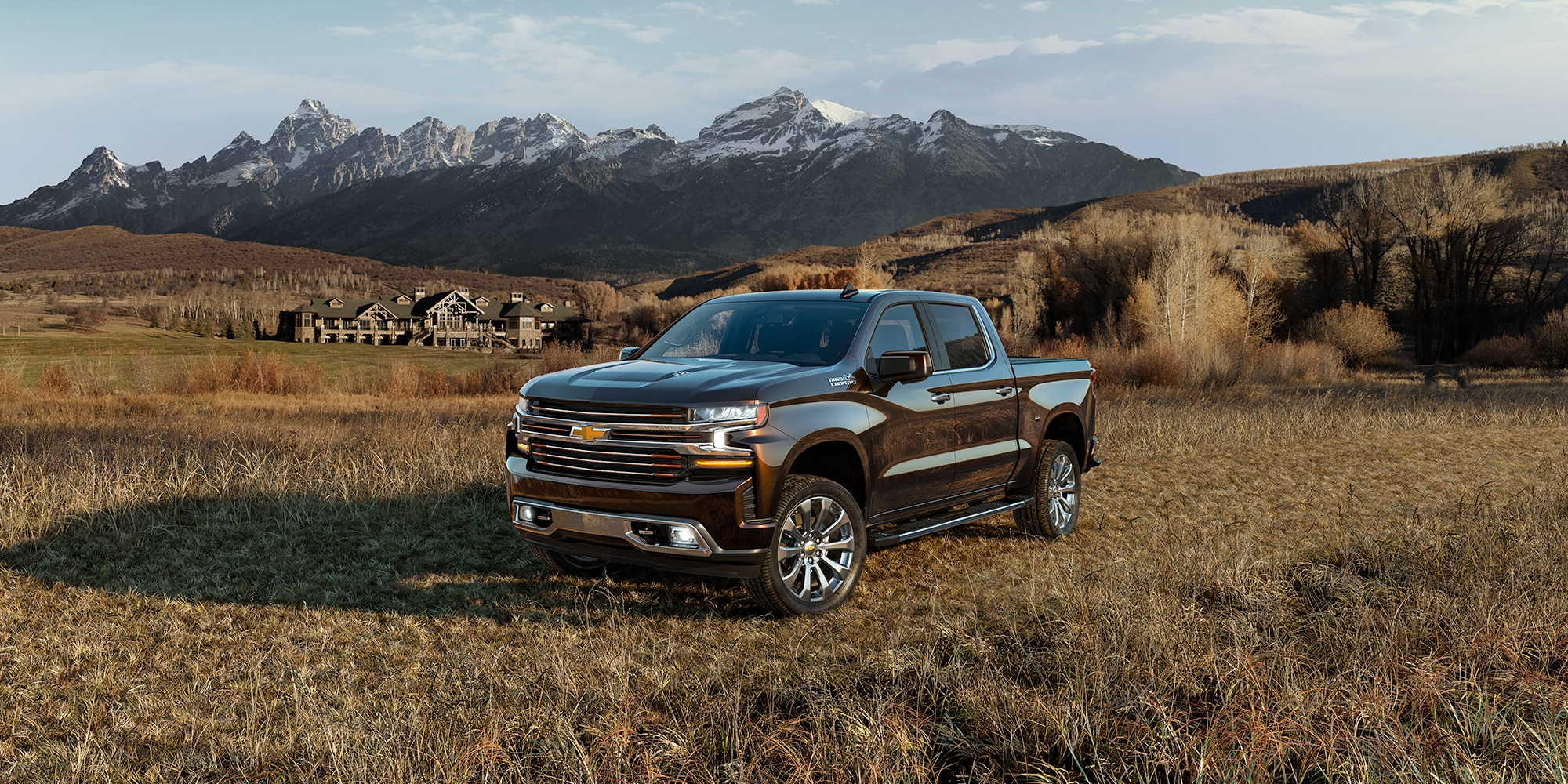 2020 Chevrolet Silverado 1500 Exterior Features