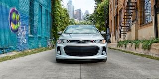 2020 Chevrolet Sonic Safety Features