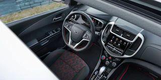 2020 Chevrolet Sonic Technology