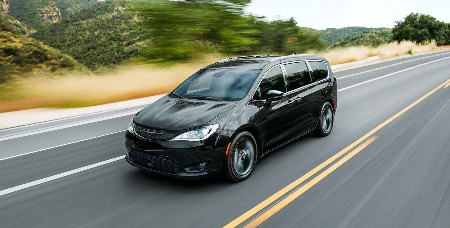 2020 Chrysler Pacifica Performance Features