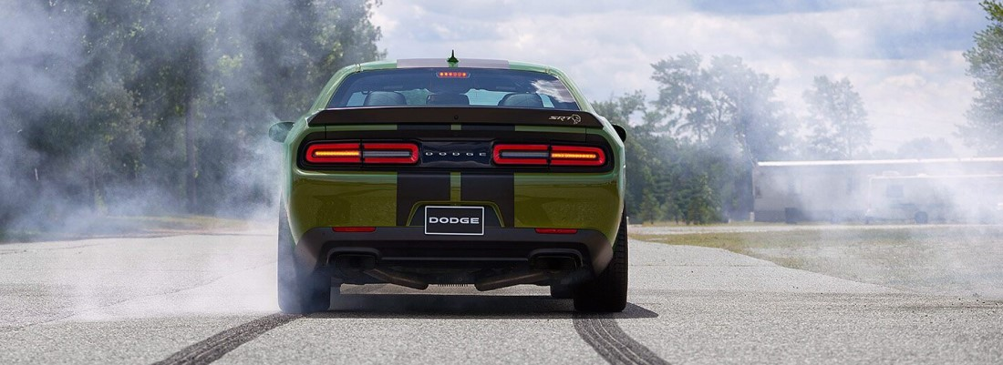 Dodge Challenger GT vs R/T vs Scat Pack vs Hellcat: Complete Comparison