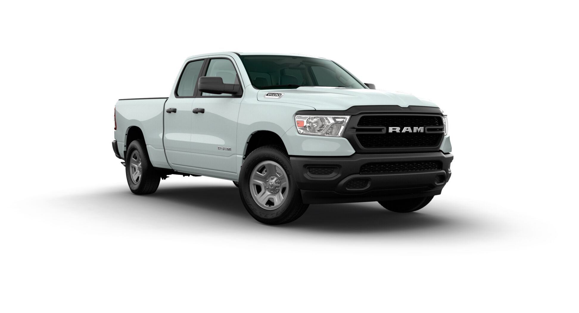 New 2020 Ram 1500 Tradesman Trim and Features