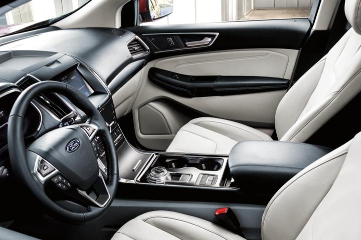 2020 Ford Edge Interior Features