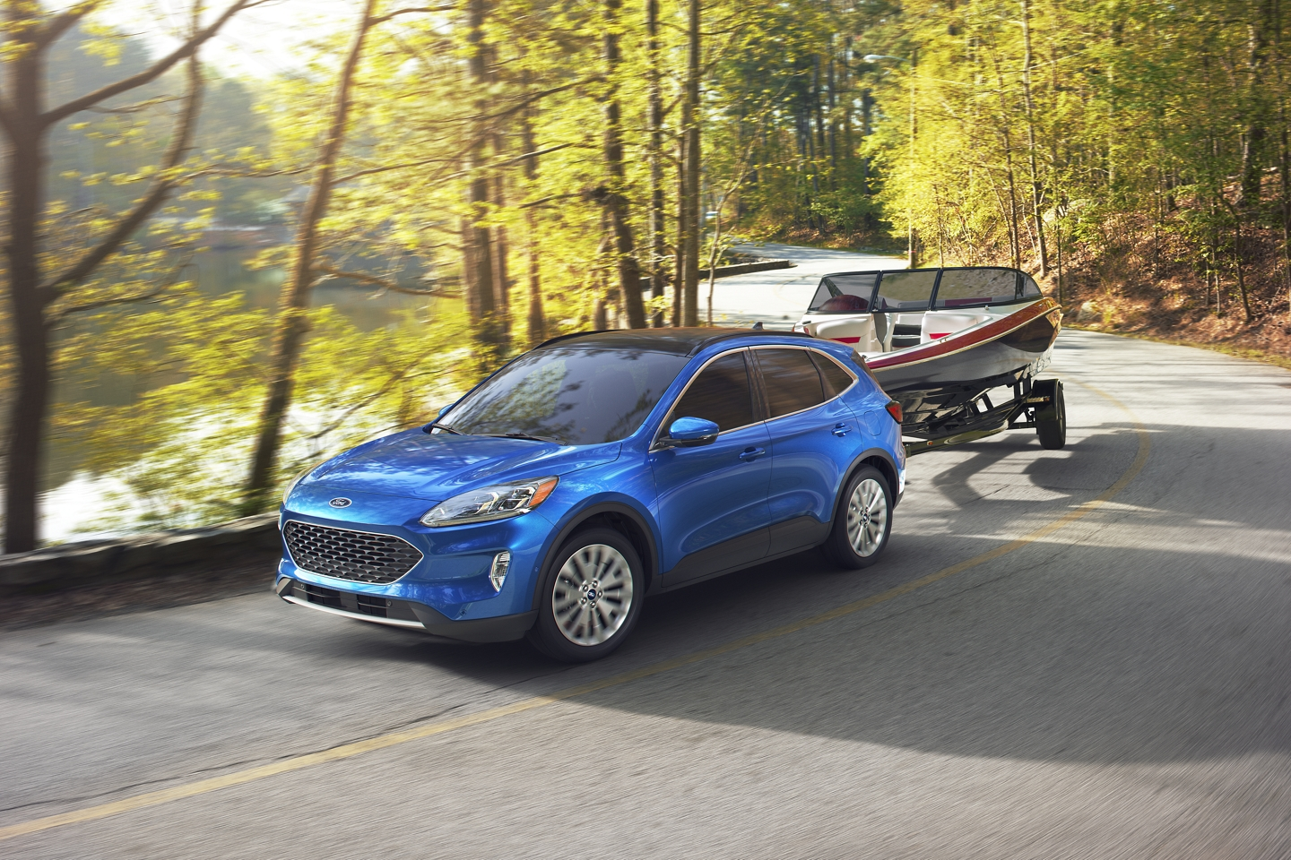 2020 Ford Escape Performance