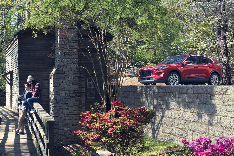 2020 Ford Escape Interior Features