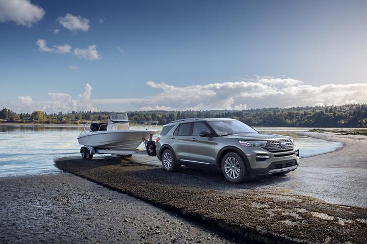 2020 Ford Explorer for sale near Lombard, IL