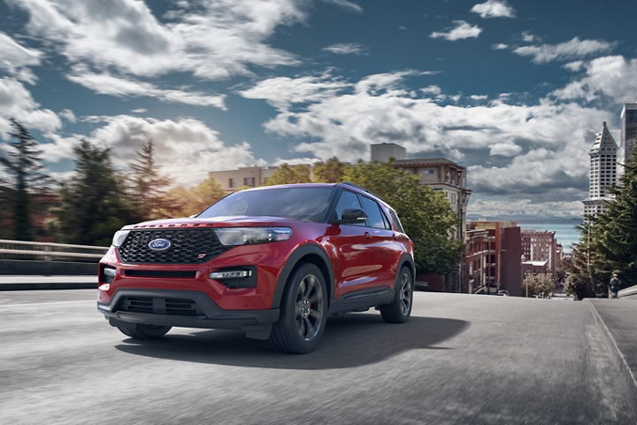 2020 Ford Explorer Performance Features