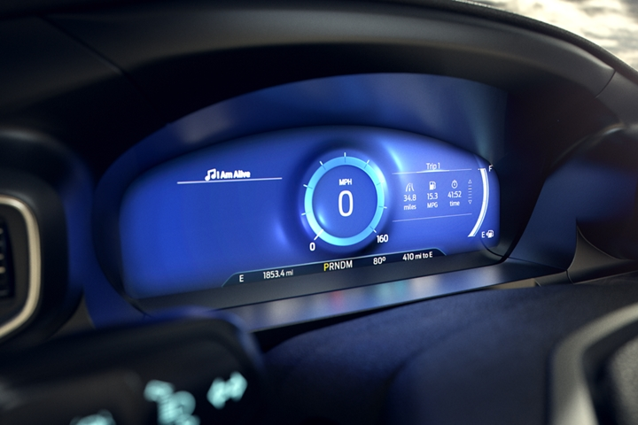 2020 Ford Explorer Technology Features
