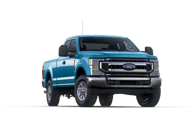 Ford F-250 Inventory at Heritage Ford