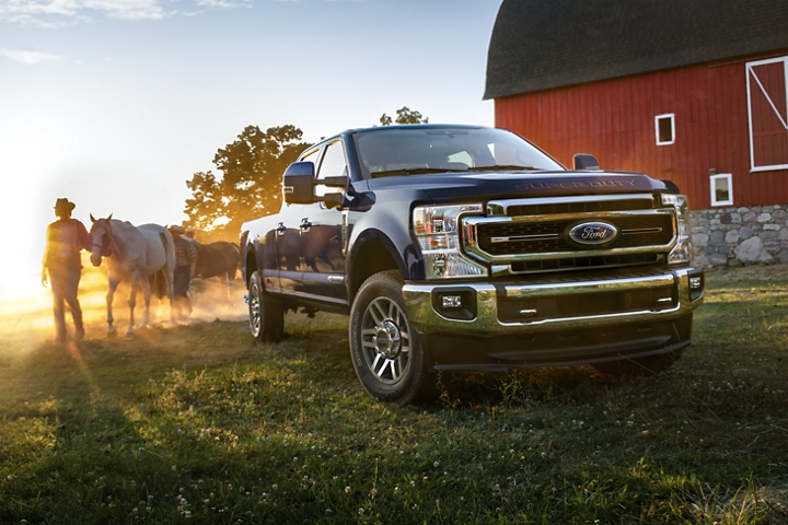 New Ford Commercial Work Truck & Van Inventory