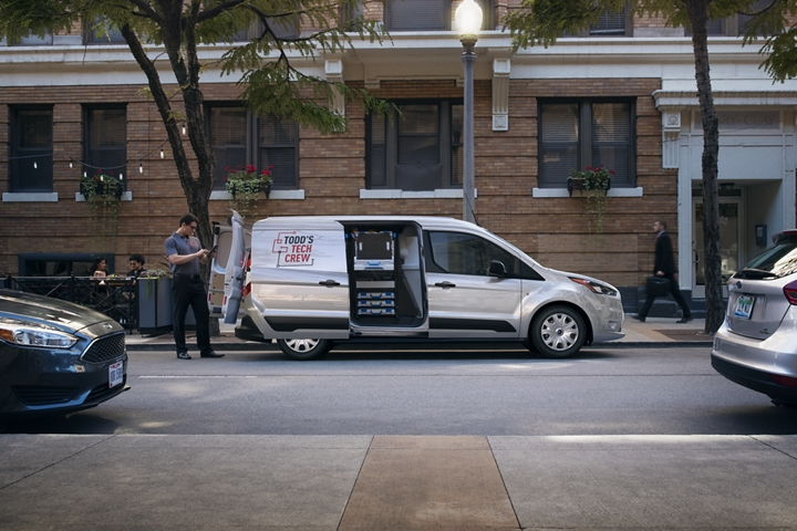 2020 Ford Transit Connect Safety Features