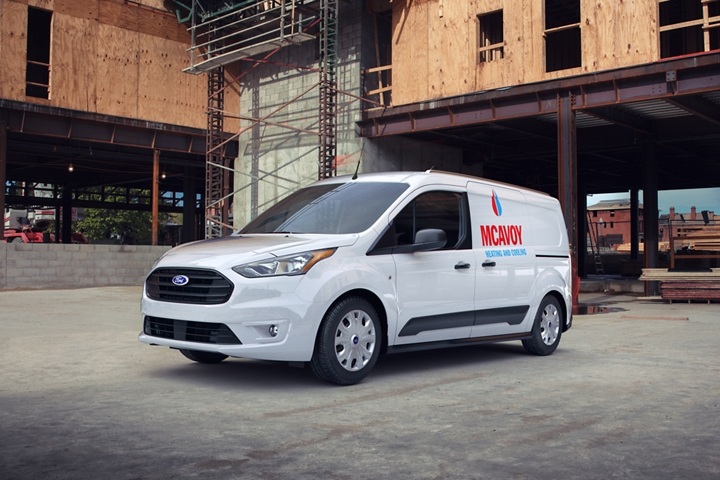 2020 Ford Transit Connect Performance Features