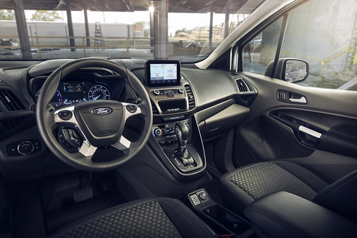 2020 Ford Transit Connect Interior Features