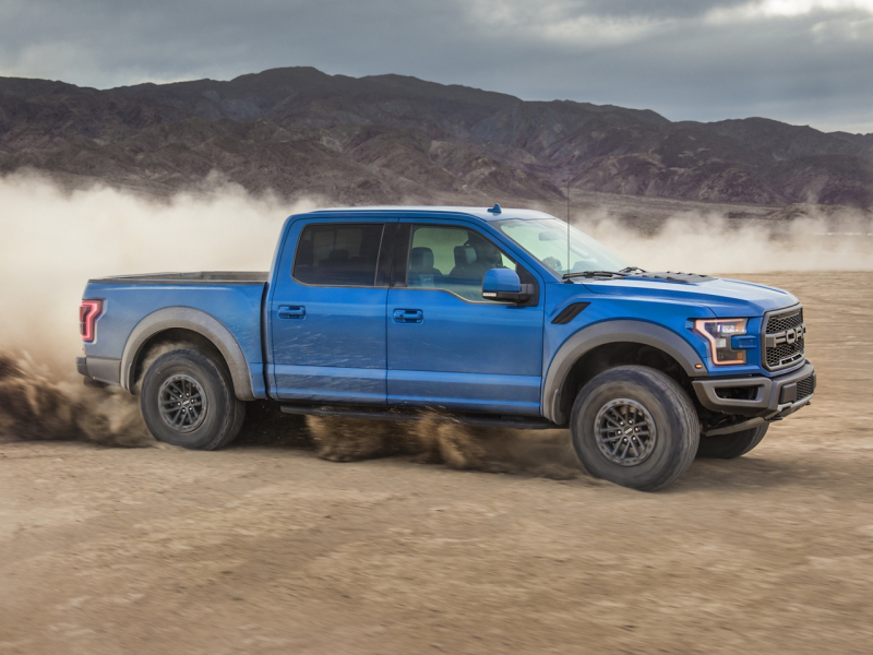 2020 Ford F-150 Engine Options